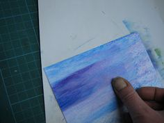 Oil Pastel Backgrounds