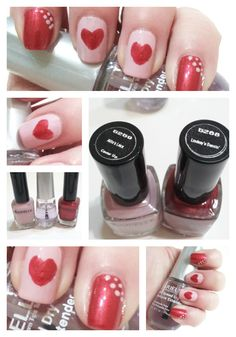 Valentine's Day Nail Art: Barielle Manicure Contest - Hairspray and Highheels