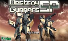 Android App and Tricks: Game-Destroy Gunners SP