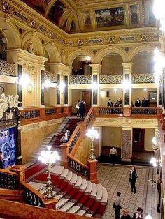 Lwów, Poland till 1945 | now Lviv, Ukraine Opera & Ballet House.