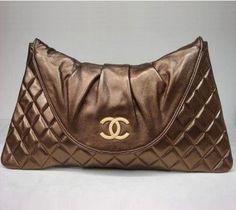 Chanel Handbags,Chanel Clutch-Sienna-#purse #clutch