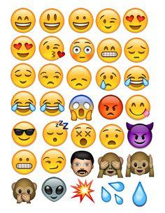 Pin de Berenice en A Colores | Emoji, Stickers y Scrapbook Emoji Stickers, Tumblr Stickers, Printable Stickers, Cute Stickers, Planner Stickers, Le Emoji, Doodles, Emoji Wallpaper, Scrapbook Stickers
