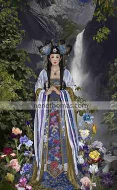Empress Hitomi par Nene Thomas