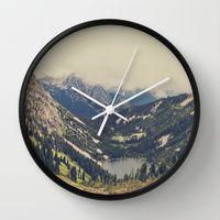 Clocks | Wall Clocks | Society6