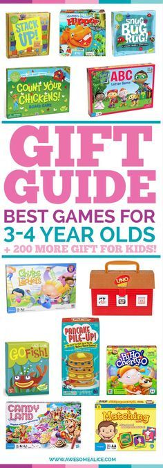 b9dcbe4274a Toys for 3 Year Old Girl -Fun Games Gift Guide Fun Games Gift Guide For