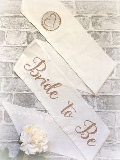 Bride to Be sash rose gold vintage hen party sash Bride To Be Sash, Sisters, Rose Gold, Unique Jewelry, Handmade Gifts, Party, Etsy, Vintage, Kid Craft Gifts