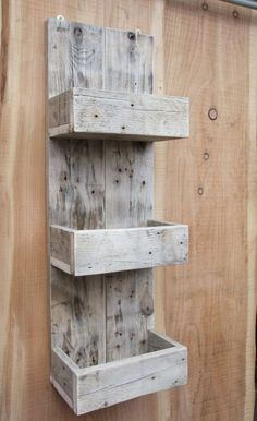 Tall Rustic Kitchen / Bathroom Storage Shelves Made From Reclaimed Wood, . Tall Rustic Kitchen / Bathroom Storage Shelves Made From Reclaimed Wood, Wooden Pallet Projects, Pallet Crafts, Diy Pallet Furniture, Woodworking Projects Diy, Rustic Furniture, Woodworking Plans, Woodworking Furniture, Luxury Furniture, Furniture Makeover