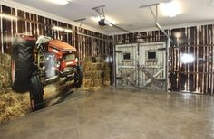 Plaisance Residence - rustic - Garage And Shed - Other Metro - Van Alan Homes