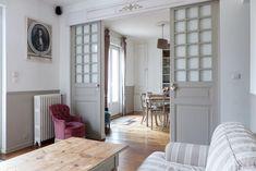 40mn de Paris, maison bourgeoise rénovée dans un esprit boudoir
