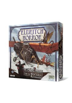 Eldritch Horror: Las montañas de la locura. 43,46€