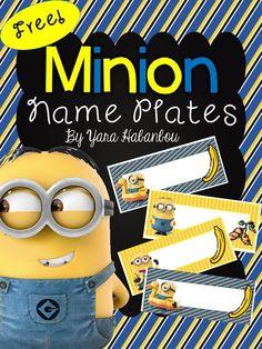 Free minion editable name tags. Sea of Knowledge