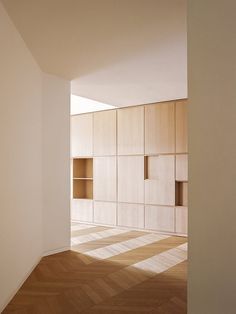 House for a Couple is a minimal interior located in Fondi, Italy, designed by SET Architects Wooden Window Frames, Wooden Windows, Contemporary Architecture, Interior Architecture, Apartment Renovation, Architect House, Lamp Design, Decoration, Furniture