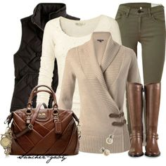 """""""winter weather layering"""" by sanchez-gaby on Polyvore"""