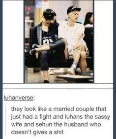 """""""you know what you did sehun"""""""