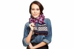 Here's how you're really supposed to wear a scarf | New York Post