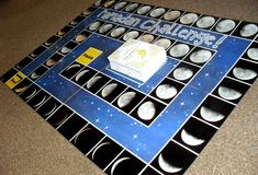Family fun! Printable Ramadan board game
