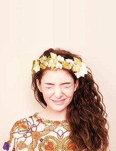 My #favourite #Lorde #photograph :)
