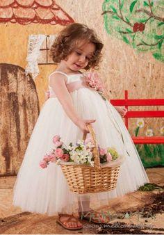 """Βαπτιστικό Φόρεμα """"Audrey"""" Girls Dresses, Flower Girl Dresses, Wedding Dresses, Flowers, Fashion, Dresses Of Girls, Bride Dresses, Moda, Bridal Gowns"""