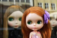 Remember that time there were giant Blythes in London??