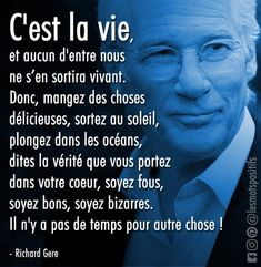 How to Motivate Staff Instilling Optimism Through Positive Quotes – Viral Gossip Richard Gere, Dubstep, Peace Quotes, Life Quotes, Positive Attitude, Positive Quotes, Staff Motivation, Quote Citation, French Quotes