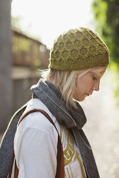 Ninian beanie and tam from Brooklyn Tweed