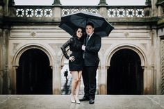 ☔️☔️☔️ We are having quite a rainy season this year and I decided to share this lovely rainy day Central Park love story to encourage everyone that gloomy weather or not - doesn't matter for a shoot ☔️☔️  Up the blog - http://www.katrinphoto.com/rainy-day-love-story-in-central-park/  #engagement #wedding #lovestory #rainyday #centralpark #junebugweddings