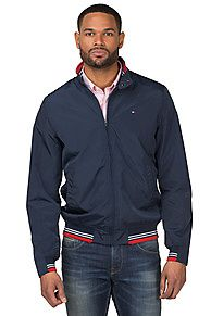 Big & Tall Chase Bomber Jacket - 416 - Big & Tall, from Tommy Hilfiger