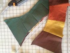 Geek Grrl Crafts: The Making of a Costume: Waist Cincher (Part 1)