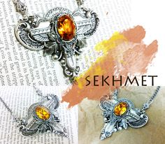 Handmade wire wrapped, filigree, fantasy and steampunk jewelry. by Valkyrie Couture
