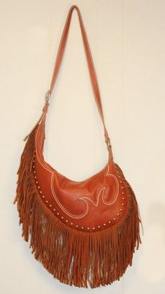 8fcabd5c3b6f Muzzleload Fringe Purse Brown at Cowgirl Blondie s Western Boutique. Rodeo  Western Outlet