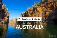Want to know about the best National Parks in Australia? Check out my list of 25 parks I've explored traveling around Australia.