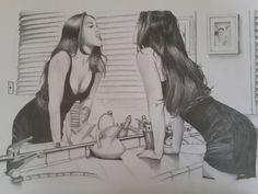 Megan Fox Mirror