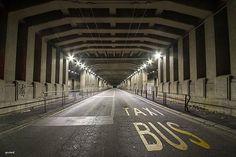 Sottopasso Mortirolo (Stazione Centrale) Foto di Gianfranco Cosmai #milanodavedere Milano da Vedere
