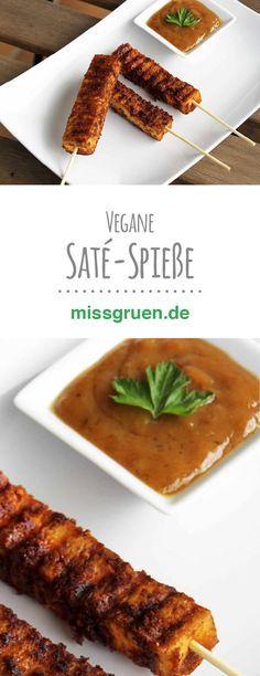 Vegane Satz Spieße vegan BBQ grillen Tofu #vegan Entdeckt von www.vegaliferocks.de✨ I Fleischlos glücklich, fit & Gesund✨ I Follow me for more inspiration @ vegaliferocks