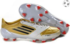 official photos 034ee 1f355 Discount adidas adizero TRX FG Leather Micoach Bundle Shoes Golden White  Black Latest Now