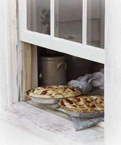 Homemade pies <3