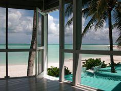 Beach House in the Bahamas.