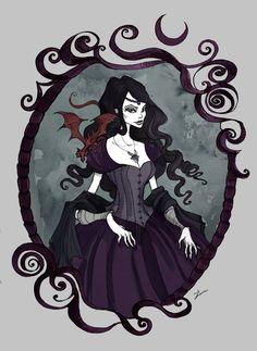 Luciana by IrenHorrors.deviantart.com on @deviantART