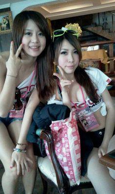 Koleksi gambar Foto Cewek Cantik dan Seksi SPG Taiwan  | #bandung #gadis #cantik #cewek