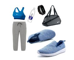 Get motivated with outfits like these complete with the Dream Pairs Comfort Sole Slip-on! http://qoo.ly/9w3xb/0