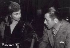 Gone With the Wind; behind the scenes photos: Ed Sullivan visits Vivien.
