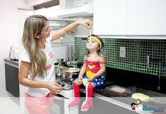 Fotografia Familia #Familia #Estudio3cliques #WonderWoman