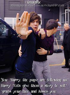 3# imagine Harry xs u