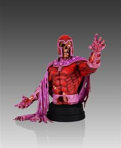 Gentle Giant Marvel Zombies Magneto Mini-Bust Now In Stock