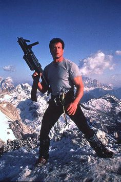 A gallery of Cliffhanger publicity stills and other photos. Featuring Sylvester Stallone, Janine Turner, John Lithgow, Michael Rooker and others. Silvestre Stallone, Stallone Rocky, John Lithgow, Image Film, Michael Rooker, Punisher Marvel, Rocky Balboa, The Expendables, Tough Guy