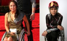 Alana Nichols. US Paralympic athlete in skiing and wheelchair racing; the first American woman to win Paralympic medals in both the Summer and Winter Paralympics.  See it. Believe it. Do it. Watch thousands of SCI videos at SPINALpedia.com