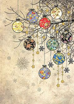 Jane Crowther — Bauble Branches  (650x912)