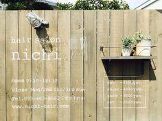 hair salon nichi | HUNTINGTON GARDEN BLOG