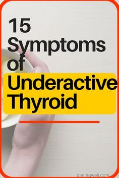 15 Symptoms of Underactive Thyroid (& Natural Remedies That May Help) – kellyakers.topwom… – – 15 Symptoms of Underactive Thyroid (& Natural Remedies That May Help) – kellyakers.topwom… – – 15 Symptoms of Underactive Thyroid (& Natural Remedies T Thyroid Symptoms, Thyroid Diet, Thyroid Health, Hypothyroidism Diet, Thyroid Issues, Women's Health, Health Care, Natural Asthma Remedies, Herbal Remedies