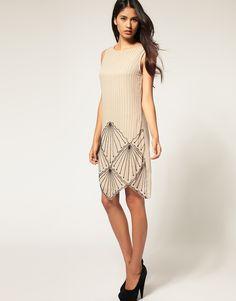 Art deco dresses style